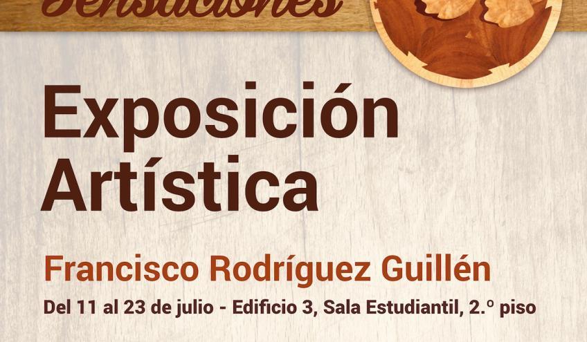 """""""Sensaciones""""- Exposición Artística"""