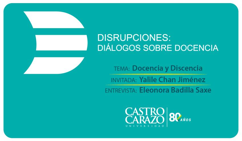Disrupciones_Docencia y Discencia