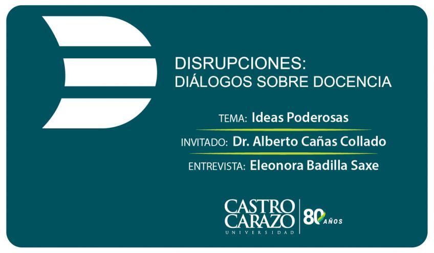 Disrupciones_Ideas Poderosas