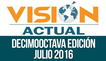 Visión Actual (Julio 2016)