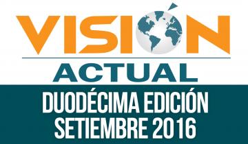 Visión Actual (Setiembre 2016)