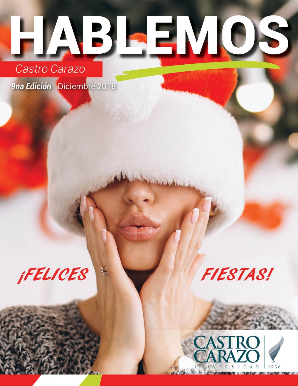 Revista Hablemos_Edición Diciembre 2018