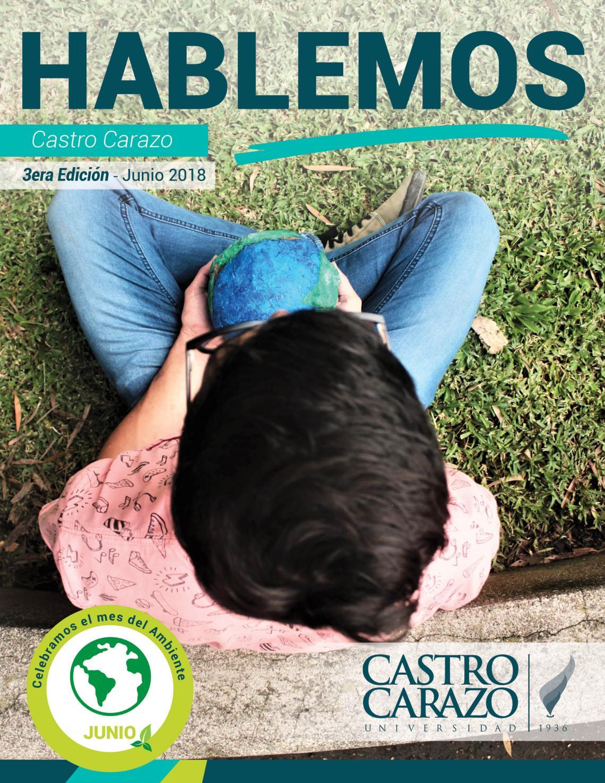 Revista Castro Carazo- Junio 2018