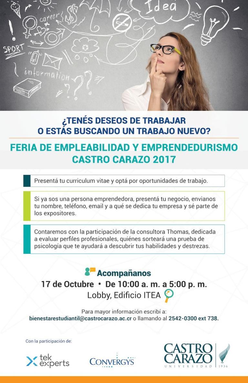Empleabilidad y Emprendedurismo