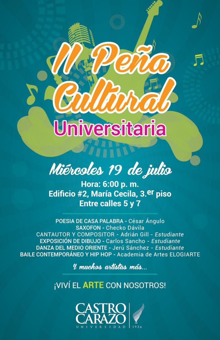 Peña Cultural