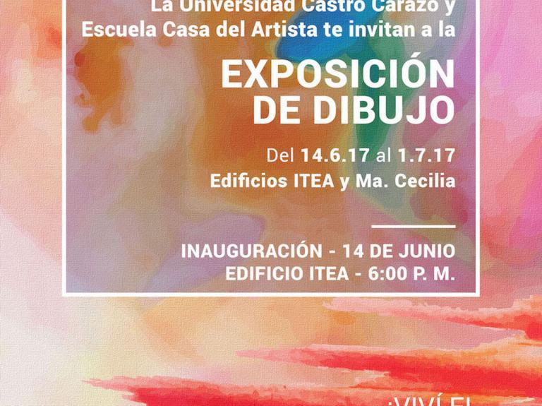 Exposición de Dibujo