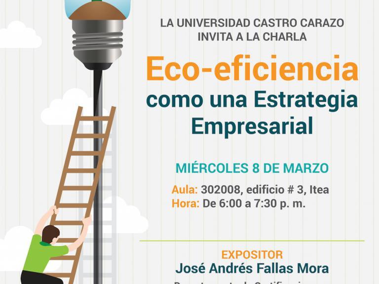 Charla Eco-eficiencia
